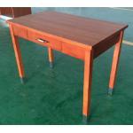 China HPL top wooden Hotel furniture wiring desk /mobile desk DK-0013 for sale