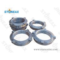 China Stoneax mining cone crusher spare parts Head Nut With Burning Ring used to cone breaker on sale