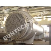 S31803 Duplex Stainless Steel Floating Head Heat Exchanger ISO / SGS