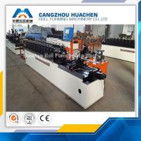 Best Custom Design Stud Track And Omega Metal Cold Roll Forming Machine With Capacity 20-40 M/Min wholesale