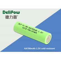 700mah Low Temperature Rechargeable Batteries With Long Cycle Life