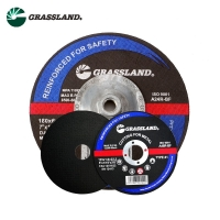 Wholesale 5 Inch Reinforced Fiberglass Metal Cut Off Discs 125 X 3.2 X 22Mm from china suppliers