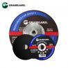 Buy cheap 5 Inch Reinforced Fiberglass Metal Cut Off Discs 125 X 3.2 X 22Mm from wholesalers