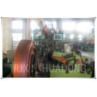 Copper Magnesium Strip Upward Continuous Casting Machine 2.5T Rated Capacity