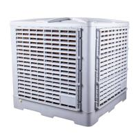 Wholesale hot sale airflow 30000 m3/h wall mounted evaporative air cooler from china suppliers