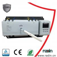 Wholesale 200 Amp Manual Transfer Switch 100A To 1250A With Auto Recovery Hotels 60Hz from china suppliers
