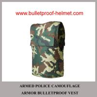 Wholesale Wholesale Cheap China Military Camouflage Aramid PE Army Police Ballistic Jacket from china suppliers