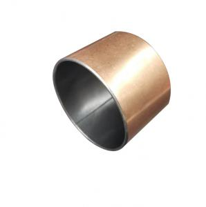 Wholesale Customized 0.03mm PTFE Self Lubricating Bearings Tin Plating from china suppliers