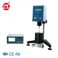 Wholesale GB / T 2794-1995 Microcomputer High Temperature Digital Viscometer LCD screen from china suppliers