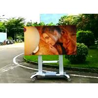 Quality Business LED Video Billboards , LED Advertising Display With 5000nits Brightness for sale