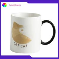 China Household Ceramic Water Cups New Bone China Mug Food Contact Safe Personalized on sale