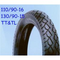 Good Quality Street Motorcycle Tires 110 90 16 for sale