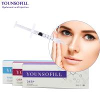 Wholesale 2018 new  body filler  sofiderm hyaluronic filler  dermal filler hyaluronic acid  dermal filler injection  with gel inje from china suppliers