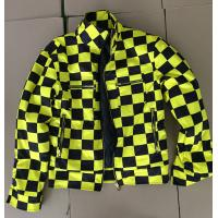 China All over printing design motor waterproof jacket 2018 mens custom motorcycle jacket wholesale on sale