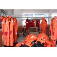 Wholesale Best Price EC Approval 142N SOLAS Marine life-saving suit For Sale from china suppliers