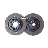Wholesale 1862415031, 1069033 VOLVO FH12, FM12 Truck clutch Disc 380MM from china suppliers