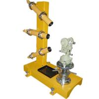 China Collimator F420-3T with twoThree Tubes for Callibrating The Total Station ,Theodolite ,Auto Level for sale