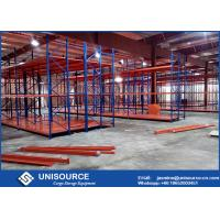 Wholesale Easy Installation Longspan Shelving Units 4 Levels For Medium Duty Storage from china suppliers