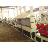 Wholesale Tape Packing Machinery PET Strap Extrusion Line With Twin Screw from china suppliers