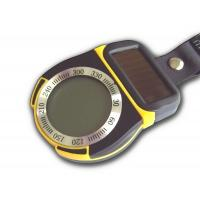 Wholesale Mountaineering outdoor Solar altimeter with barometer, compass, thermometer SR308 from china suppliers
