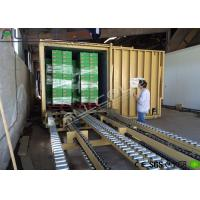 2 Pallets Per Cycle Vacuum Coolers R404A / R407C For Fresh Broccoli Precooling
