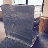 Wholesale customized pallet cover thermal insulated material/heat protection from china suppliers