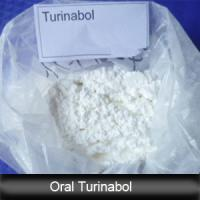 Oral Turinabol Anabolic Steroid Powder For Promote Muscular Endurance High Purity