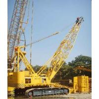 Wholesale XCMG 100 Ton Crawler Crane with 184 Engine Power (QUY100) from china suppliers