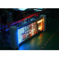 Best SMD 3535 6mm Large Led Advertising Display , Waterproof Led Video Screen Ultra Thin wholesale