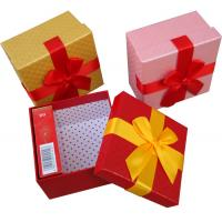 China paper gift box for sale