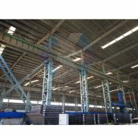 China Prefabricated Light Steel Structure Warehouse in China for sale