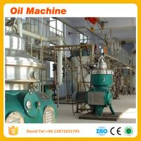 Wholesale best quality price service mini soybean oil mill soya bean oil pant refinery machine sales from china suppliers