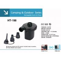 Wholesale HT-198 Rechargeable Electric Air Pump In Camping & outdoor from china suppliers
