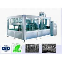 Wholesale Small Bottle Automatic Juice Bottle Filling Machine Monoblock S304 Energy Saving from china suppliers