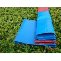 Wholesale Blown Film PVC Fiber Reinforce Lay-flat Hose Plastic Sheet Pipe Extrusion Line from china suppliers
