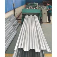 Wholesale Galvanized Corrugated Steel Roofing Sheets / Floor Deck For Muti - Floor Buildings from china suppliers