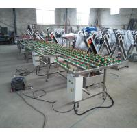 Wholesale Stainless Steel Double Belt Glass Edger from china suppliers