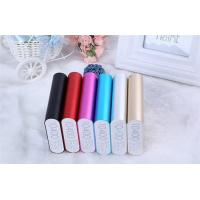 Wholesale Smartphone Usb Portable Power Bank Rechargeable Battery , Multiiple Color from china suppliers