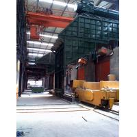 Wholesale Industrial Scrap Metal Melting Induction Furnace , 3T / 500HZ from china suppliers