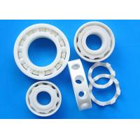Wholesale Corrosion Resistance Ceramic Plain Bearings ZrO2 Material Ceramic Cage from china suppliers