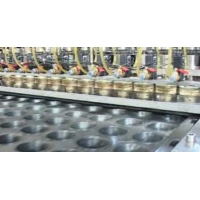 Wholesale Cup cake production line muffin making processing machines cupcake forming machine cake cookies making machine from china suppliers