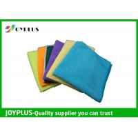 Wholesale Different Size Microfiber Cleaning Cloth Disposable Cleaning Cloths Easy Wash from china suppliers