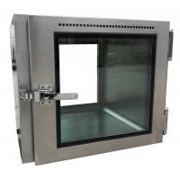 Quality Customize Static Cleanroom Pass Box With Mechanical Interlocking for sale