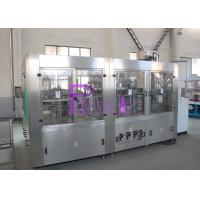 Wholesale Automatic 3 in 1 Soft Drink Bottling Equipment Food Stage Stainless Steel from china suppliers