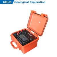 China Geophysical Surveying High Voltage DC Resistivity Meter for sale