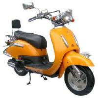 Wholesale Classic Style Scooter With EEC/EPA (FPM125E-10) from china suppliers