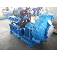 Wholesale 8x6 High Abrasion Resistance Slurry Pump from china suppliers