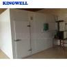 80cbm Chiller Freezer Cold Room Easy Installation Frascold Compressor for sale