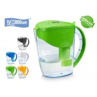 Fashionable 3.5L Alkaline Water Pitcher With Brita Classic Water Filter for sale