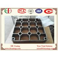 Quality 406 x 406 x 50 Material Trays for Precision Gear Parts Heat-treatment 1.4849 for sale